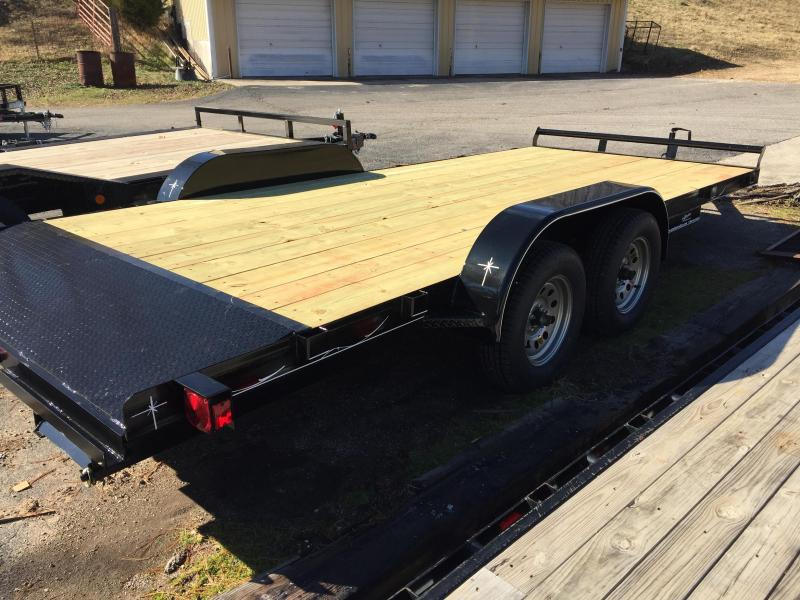 2017 Starlite Trailers 18' Car Hauler