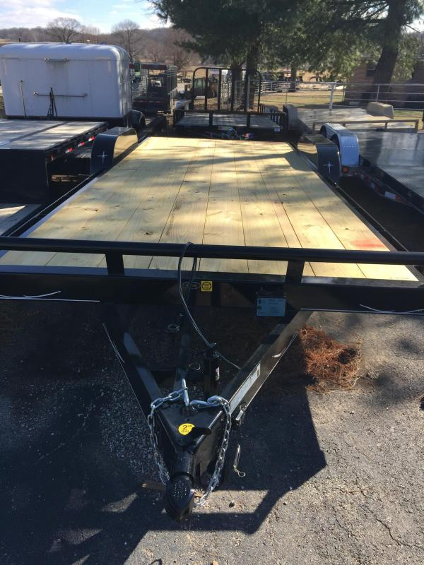 2017 Starlite Trailers 20' Car Hauler