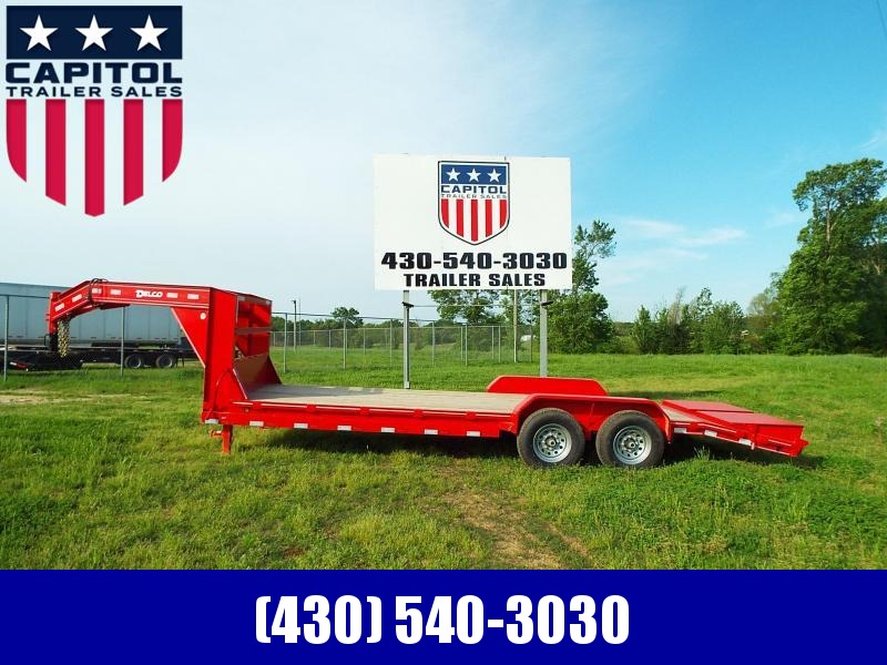 2020 Delco Trailers GC83X2227K Car / Racing Trailer
