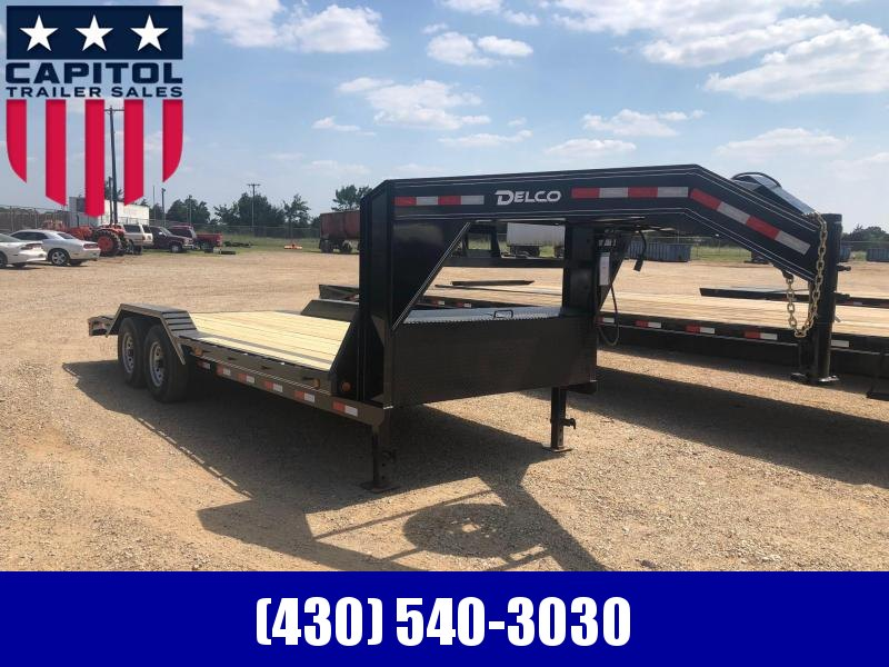2018 Delco Trailers GC102X2427K Car / Racing Trailer