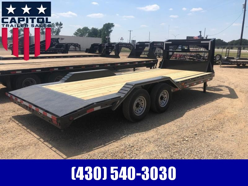 2018 Delco Trailers GC102X2027K Car / Racing Trailer
