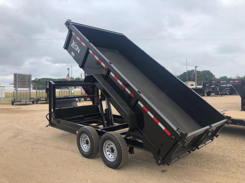2019 X-On I6-GD Dump Trailer
