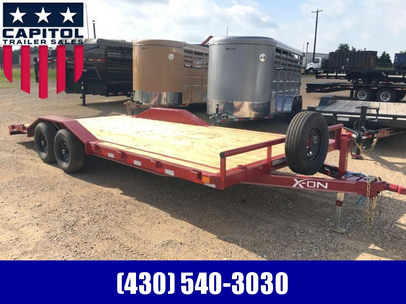 2019 X-On C5-CH Car / Racing Trailer