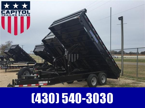 2018 Load Trail DZ9616 Dump Trailer