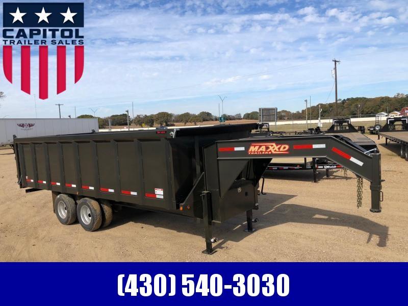 2020 MAXXD DDX - 96 Tandem Dual Dump Dump Trailer