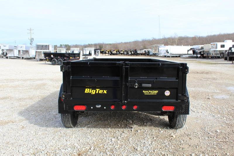 2020 Big Tex Trailers 70SR-10-5W Dump Trailer