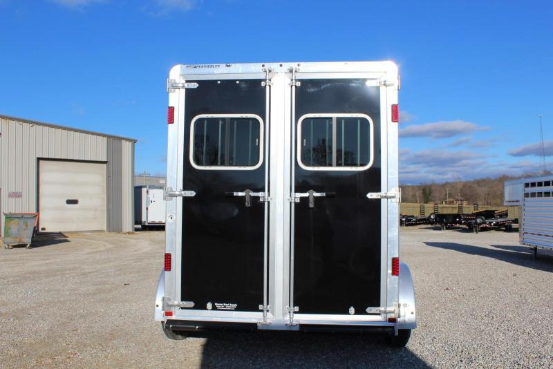 2020 Featherlite 7442 Horse Trailer