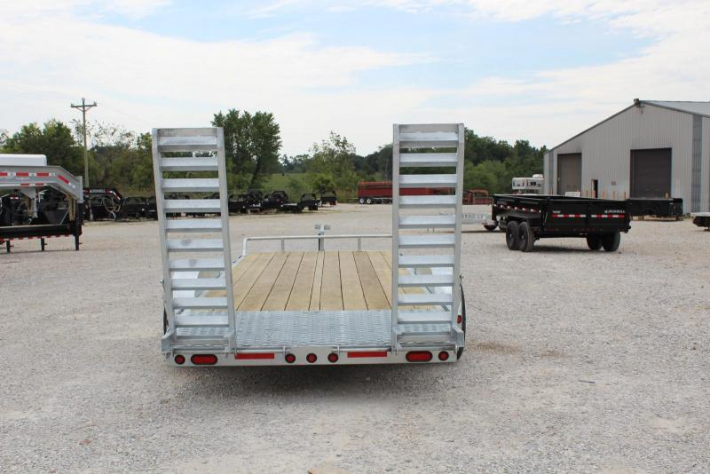 2019 Other 83x18 Equipment Trailer