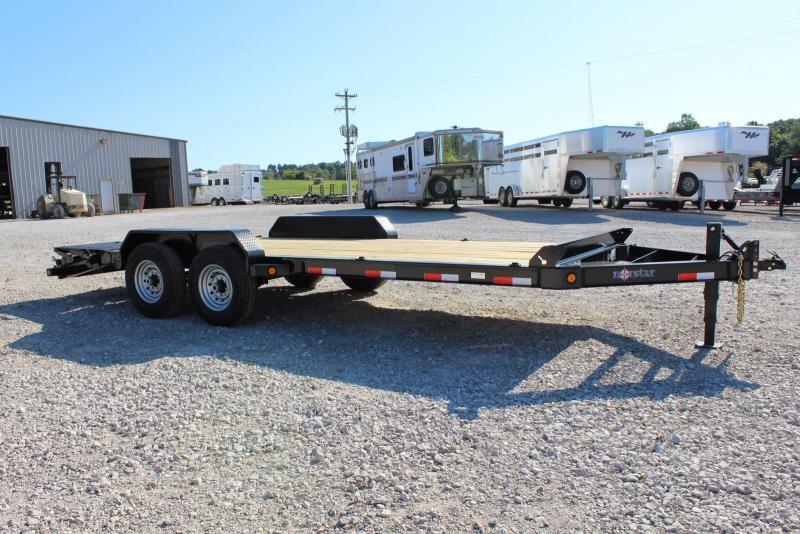2019 Norstar EXB 83x 20 Equipment Trailer