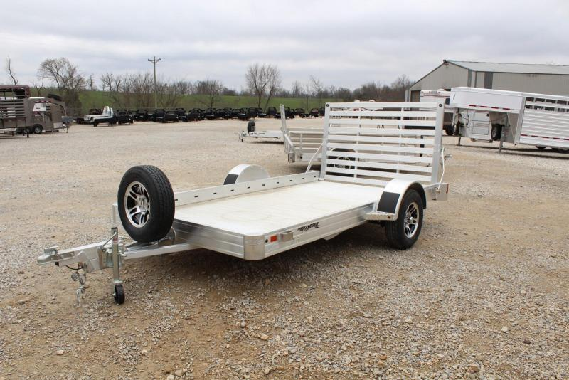 2020 Hillsboro Industries AU7812 Utility Trailer