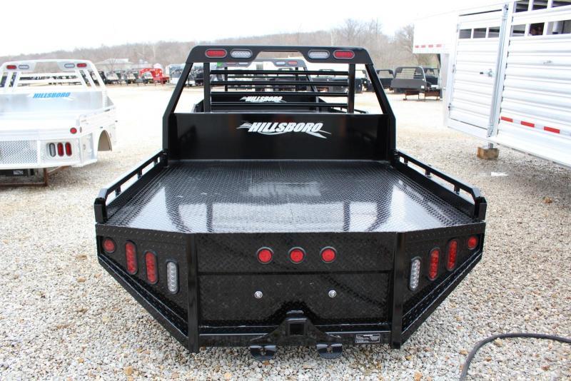 2020 Hillsboro Industries GII Truck Bed