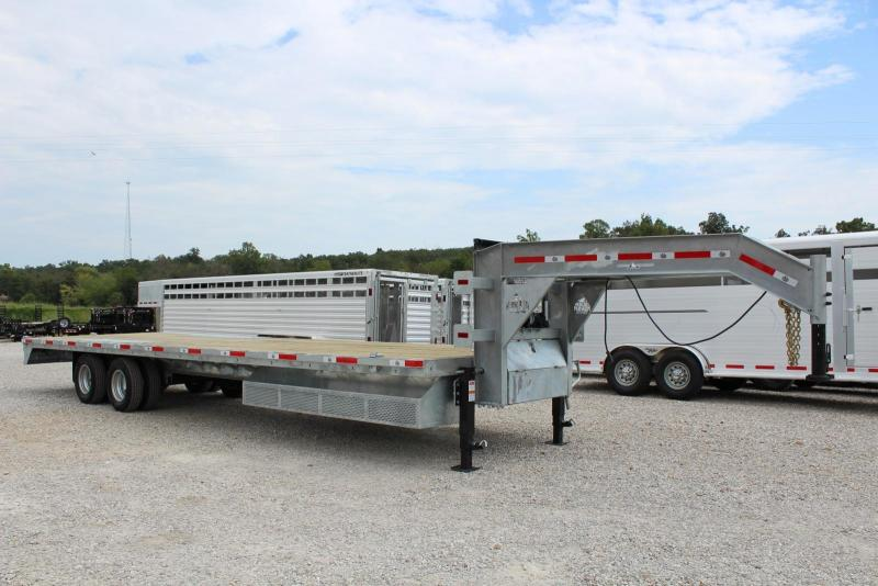 2019 Other 30' Flatbed Trailer