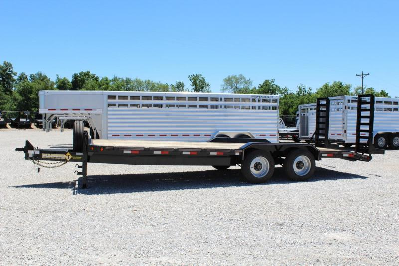 2019 Diamond T Trailers 8322SKP140-8 Equipment Trailer