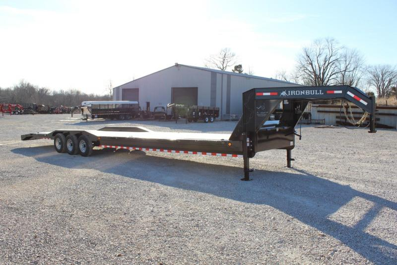 2020 Iron Bull ETG 102 x 40 Equipment Trailer