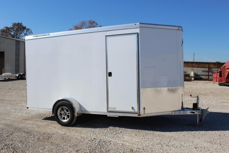 2020 Featherlite 1610-6712 Enclosed Cargo Trailer
