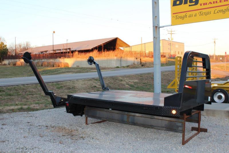 2017 Norstar SH Hyd Arm Bale Truck Bed