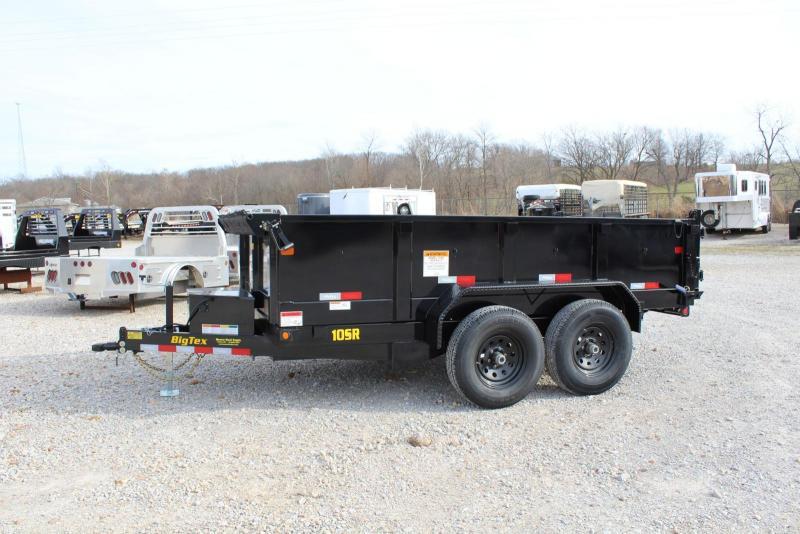 2020 Big Tex Trailers 10SR-12XL Dump Trailer