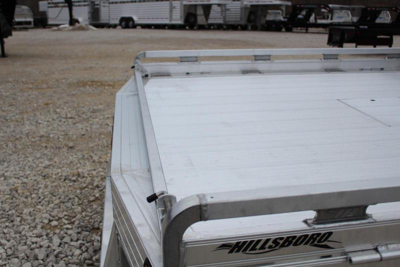 2019 Hillsboro Industries 4000 Truck Bed
