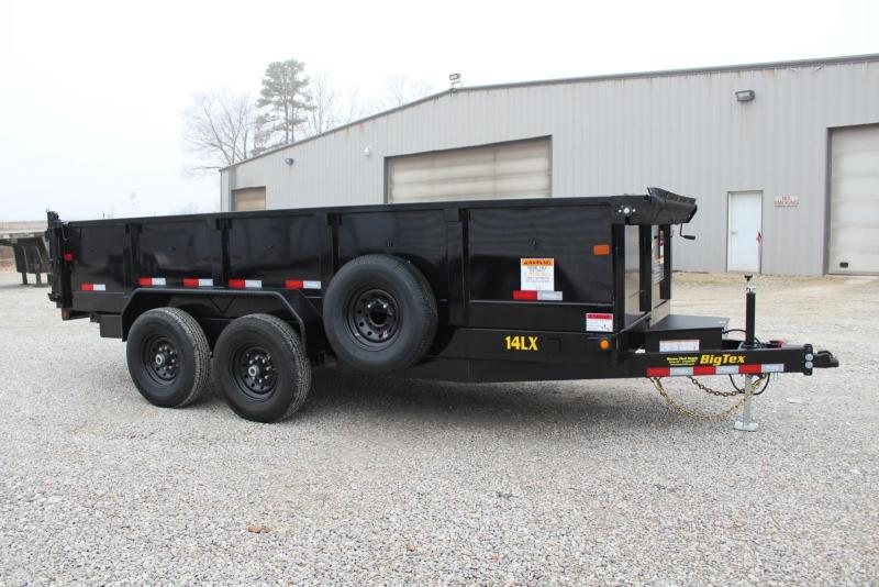 2020 Big Tex Trailers 14LX-16 Dump Trailer