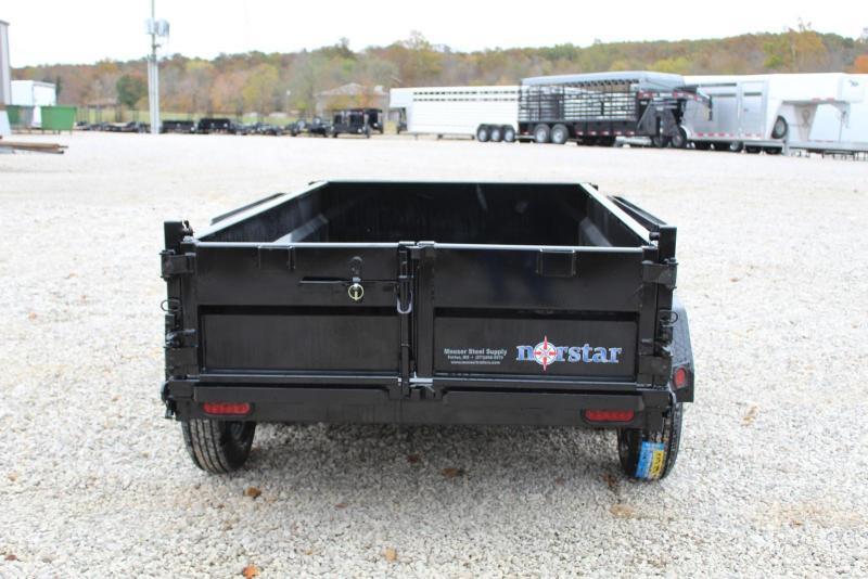 2020 Norstar DXB Dump Trailer