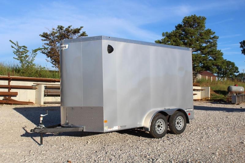 2020 Haulmark TSV712T2 Enclosed Cargo Trailer