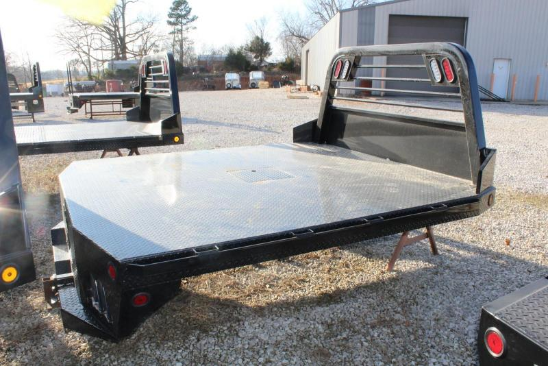 "Norstar Truck Bed Model SR 97"" x 8'6"
