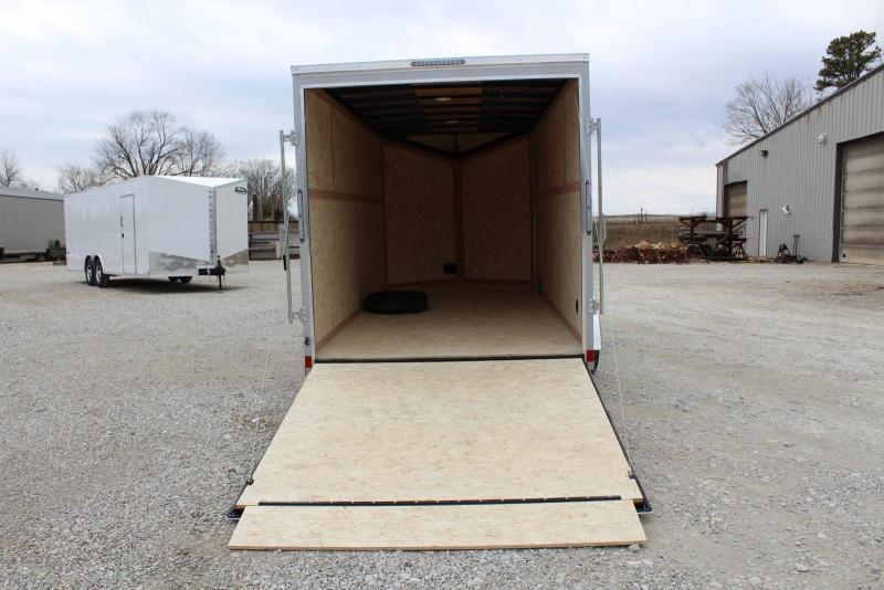 2021 Formula TRIUMPH 7 x 16 Enclosed Cargo Trailer