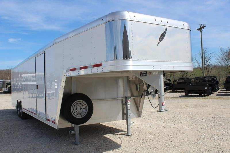 2019 Featherlite 4941-0030 Car / Racing Trailer