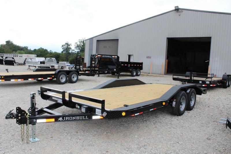 2018 Norstar ETB0218052 Equipment Trailer