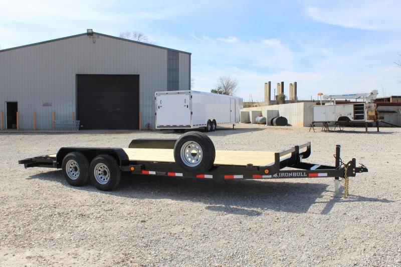 2019 Norstar ETB 83x18+2 Equipment Trailer