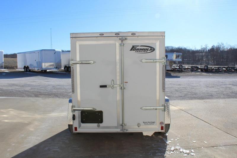 2019 Formula Trailers FSCBC5.0X08SI2 Enclosed Cargo Trailer