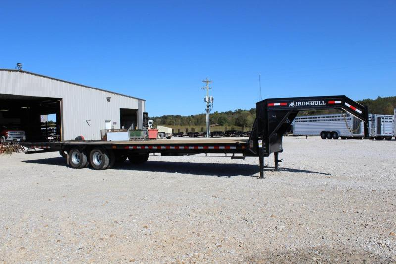 2020 Norstar FHG 102 X 32 Equipment Trailer