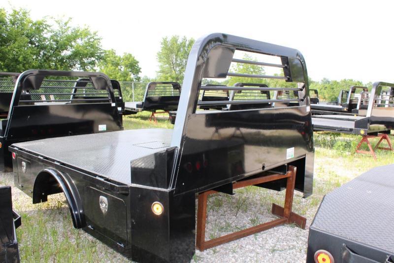 2018 Norstar ST Truck Bed