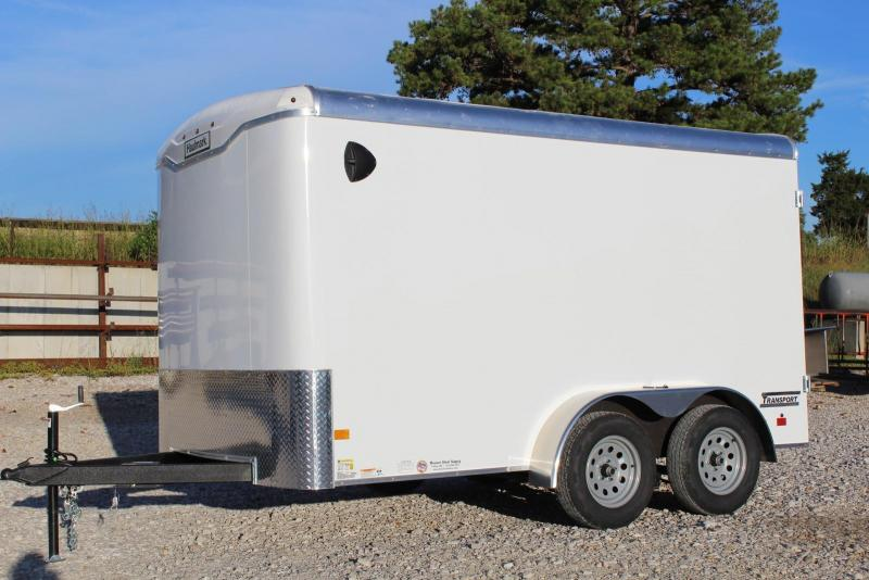 2020 Haulmark TS712T2 Enclosed Cargo Trailer