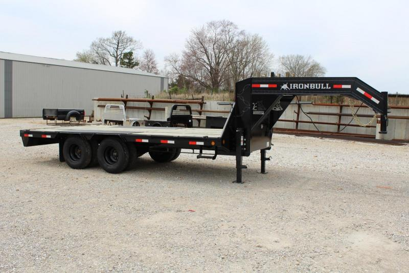 2019 Norstar WFL 102 x 18 Flatbed Trailer