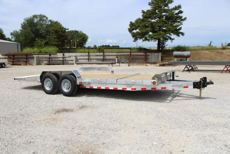 2019 Norstar TAB 83x20 Equipment Trailer