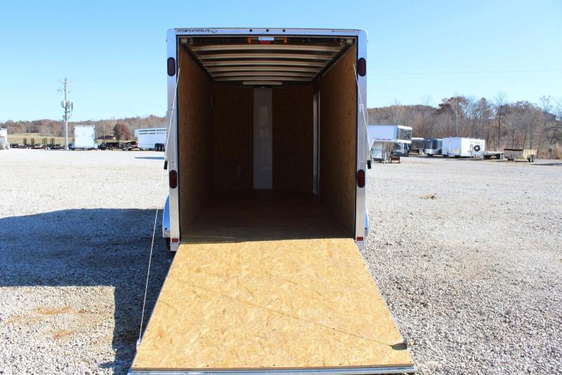 2020 Featherlite 1610-6714 Enclosed Cargo Trailer