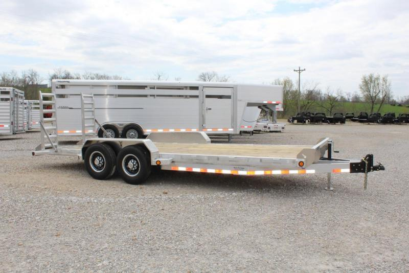 2020 Norstar EAB 83 X 20 Equipment Trailer