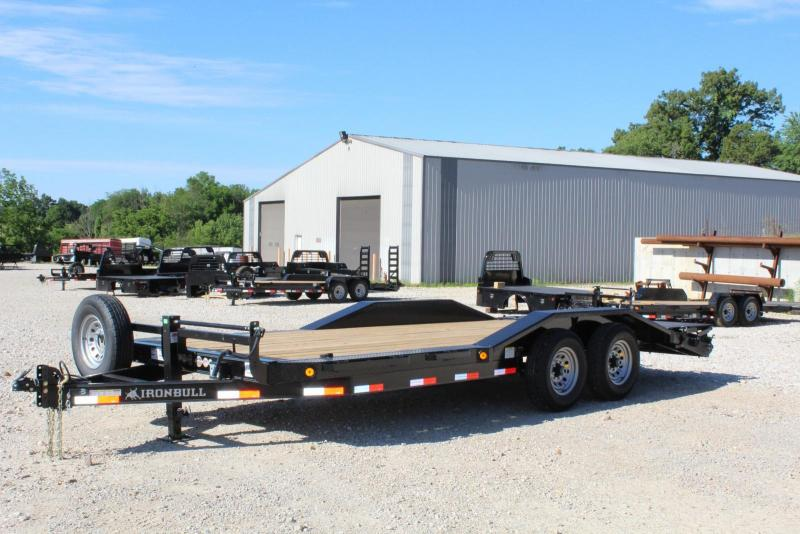 2018 Norstar ETB0220072 Equipment Trailer