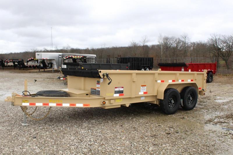 2019 Big Tex Trailers 70SR-10-5WDD Dump Trailer | Mouser