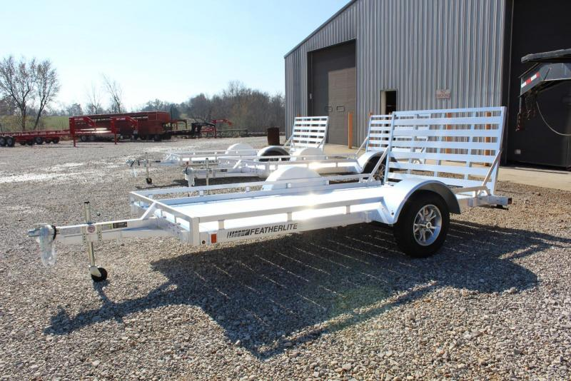 2020 Featherlite 1693-0012 Utility Trailer