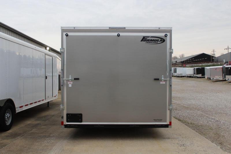 2021 Formula FSCDA8.5X20 Car / Racing Trailer