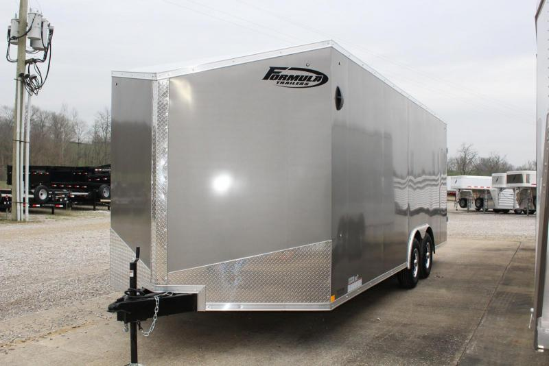 2021 Formula FSCDA8.5X20 Car / Racing Trailer