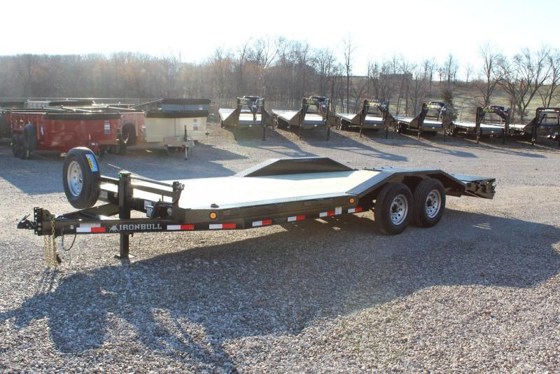 2020 Norstar ETB0222072 Equipment Trailer