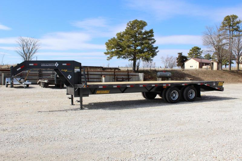2020 Diamond T Trailers DTF-240 Flatbed Trailer