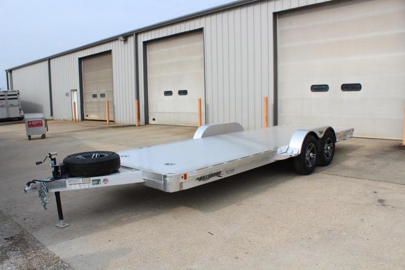 2020 Hillsboro Industries CH20HD Car / Racing Trailer