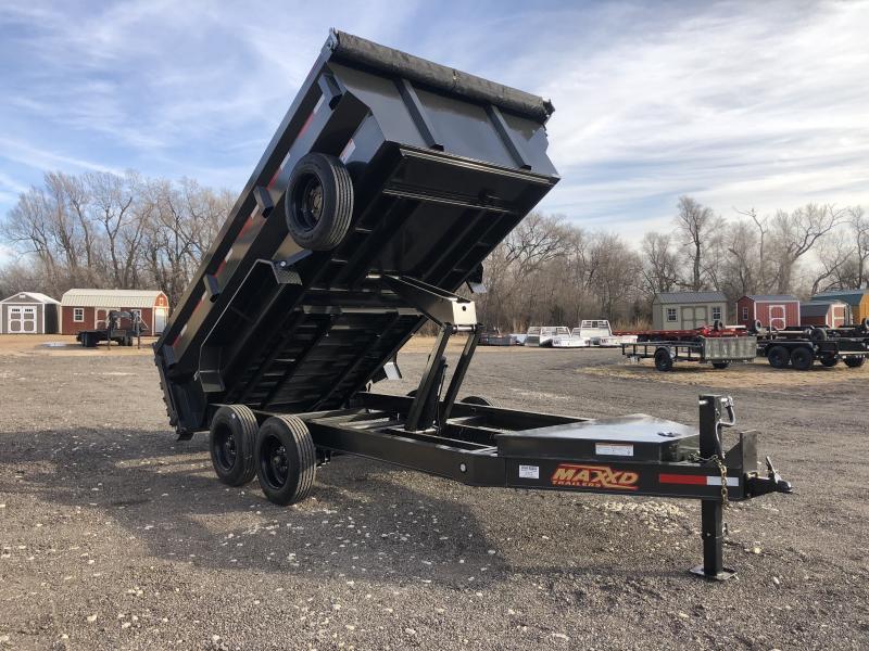 2020 MAXXD DJX I-Beam Dump Trailer
