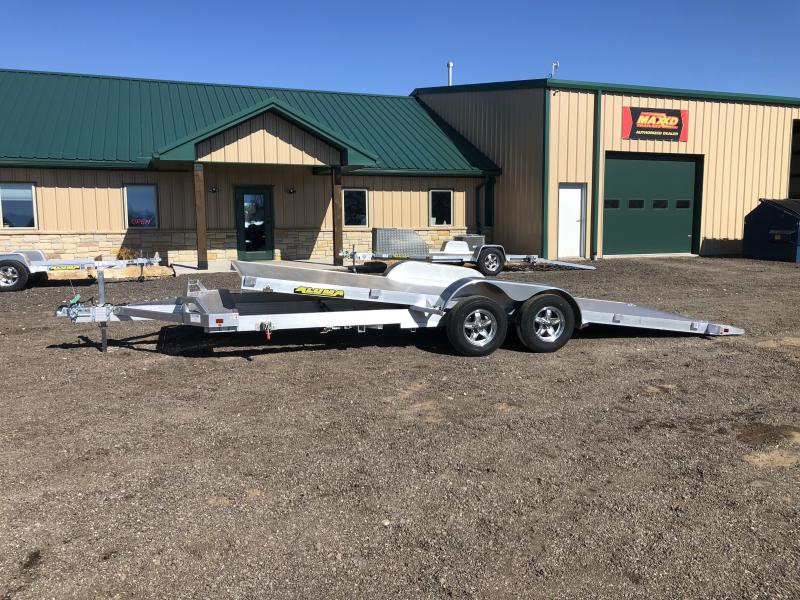 2021 Aluma 8220TILT Car / Racing Trailer