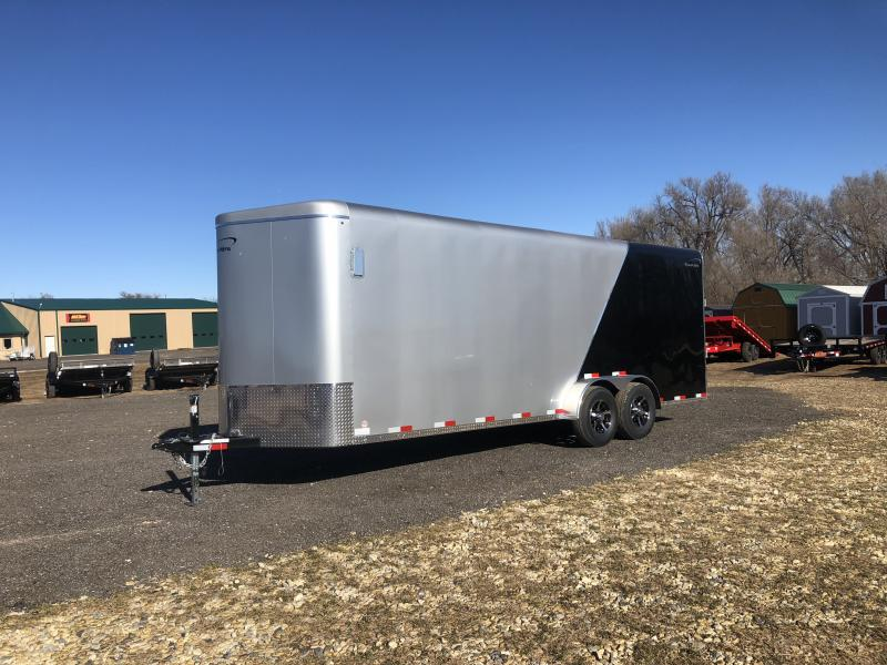 2020 Sharp 7x22 Tandem Axle Utility Trailer