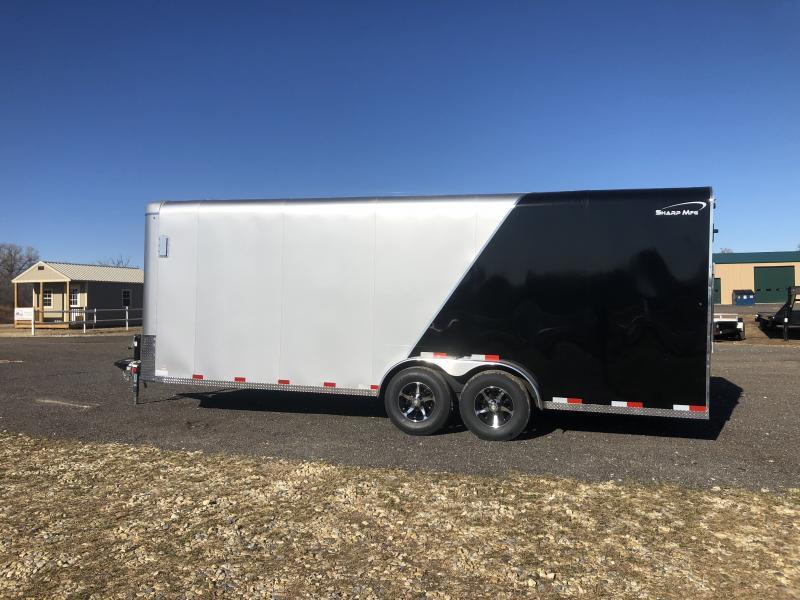 2020 Sharp 7x22 Tandem Axle Utility Trailer